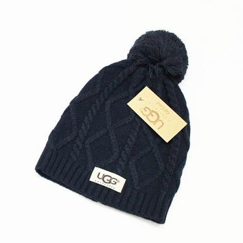 UGG£ºfashion men's and women's knitted cap
