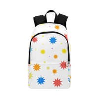 zappwaits-stars 01 Fabric Backpack for Adult (Model 1659) | ID: D2893963