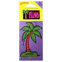 California Scents Monterey Vanilla Palms Hang Outs Car Air Freshener
