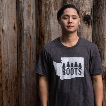 Washington Roots Men's Tee