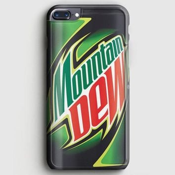 Funny Mountain Dew iPhone 8 Plus Case | casescraft