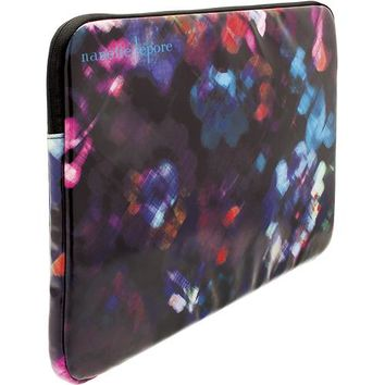 Nanette Lepore - Blurry Brights Laptop Sleeve - Black