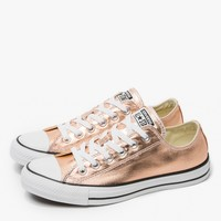 Converse / Low Top All Star Metallic