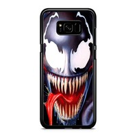 Venom Spiderman Samsung Galaxy S8 Case