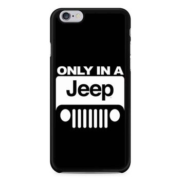 Jeep Logo iPhone 6/6S Case