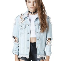OUTSIDER JACKET - WOMENS