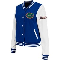 Florida Gators Womens Comeback Jacket - Royal Blue