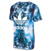 Men's adidas Originals Hyperreal Allover Print T-Shirt