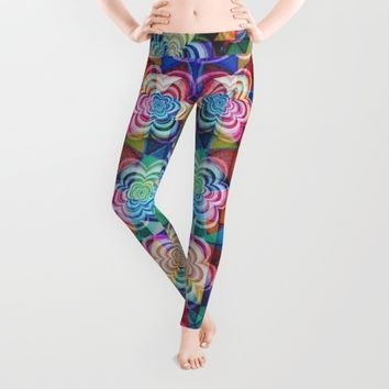 The new seventies Leggings by Jeanette Rietz
