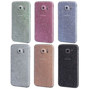 GLITTER DECAL GALAXY S4/S5/S6