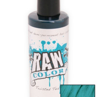 RAW Twisted Teal Demi-Permanent Hair Color