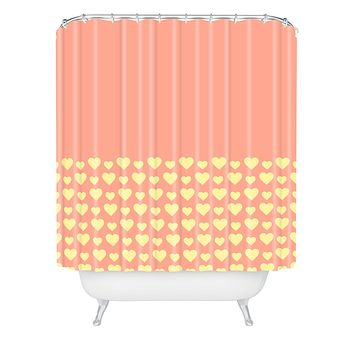 Allyson Johnson Summer Love Shower Curtain