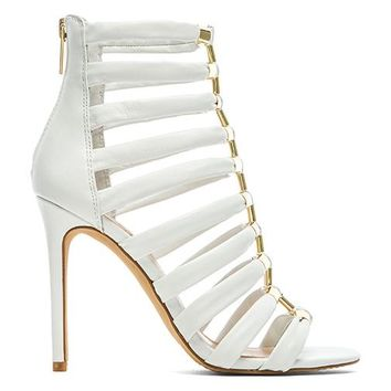 Vince Camuto Troy Heel in White