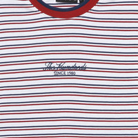 The Hundreds Leads Striped Ringer T-Shirt at PacSun.com