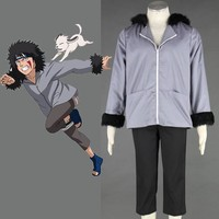 Naruto Inuzuya Kiba youth ver Cosplay Costume Halloween costume custom made