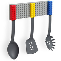 Cook and Stack Kitchen Utensils