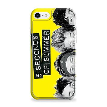 Funny Eyes 5 Second Of Summer iPhone 6 | iPhone 6S Case
