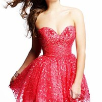 Sherri Hill 2528 at Prom Dress Shop