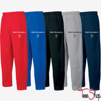 Don't be such a third derivative Sweatpants