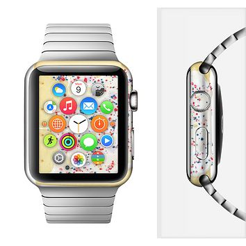 The Yummy Poptart Full-Body Skin Set for the Apple Watch