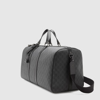 Gucci - GG supreme canvas carry-on duffle bag 322067KHN7R1078