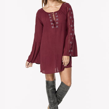 Ember Tunic Dress