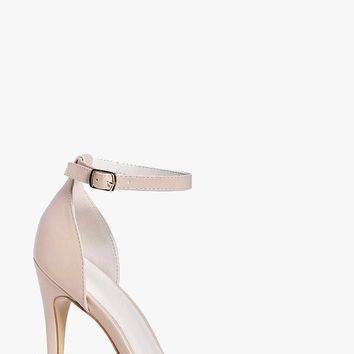 Robyn Two Part Sandal | Boohoo
