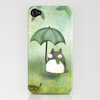 Totoro iPhone Case by Munieca | Society6