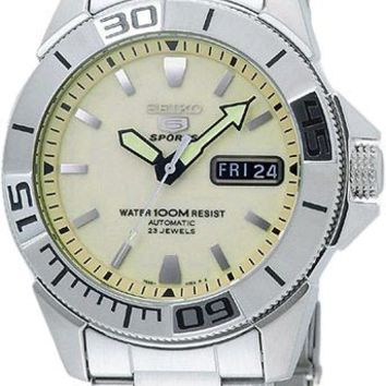 Seiko SNZE17 Men's Sports 5 Automatic Watch