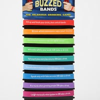 Urban Outfitters - Buzzed Band - Pack Of 10