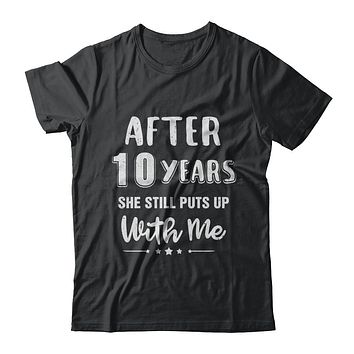 10Th Wedding Anniversary Funny Husband Gift