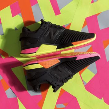 New Balance - 247 Tritium Statement *Limited Edition* (MS247TT) - Black with Solar Yellow