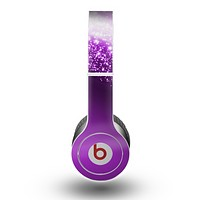 The Shower of Purple Rain Skin for the Beats by Dre Original Solo-Solo HD Headphones
