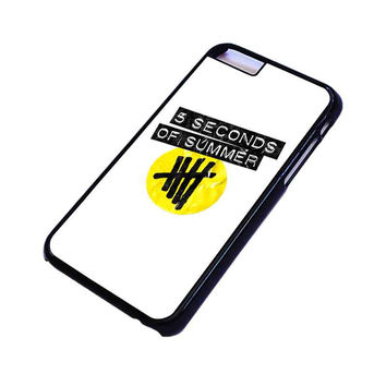 5 SECONDS OF SUMMER 2 5SOS iPhone 4/4S 5/5S 5C 6 6S Plus Case Cover