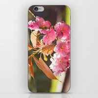 Cherry Blossom iPhone & iPod Skin by Errne