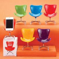 Take a Seat Chair Phone Holder