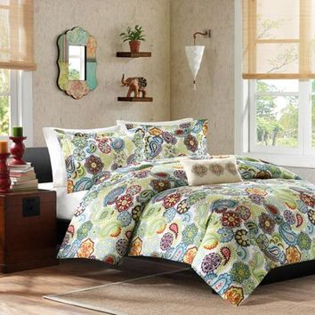 Home Essence Apartment Tula Duvet Cover Set - Walmart.com