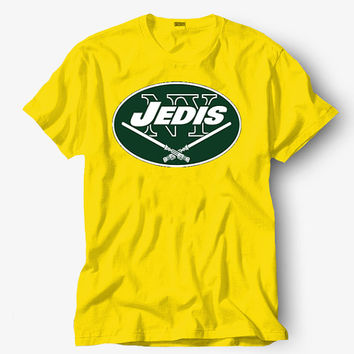 New york jedis shirt, Hot product on USA, Funny Shirt, Colour Black White Gray Blue Red