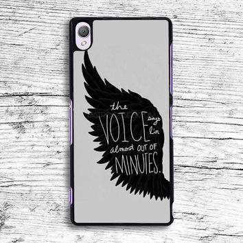 Supernatural Castiel Sony Xperia Case, iPhone 4s 5s 5c 6s Plus Cases, iPod Touch 4 5 6 case, samsung case, HTC case, LG case, Nexus case, iPad cases