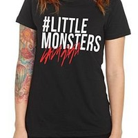 Lady Gaga Little Monsters Girls T-Shirt - 141078