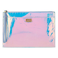 Razor edge hologram clutch