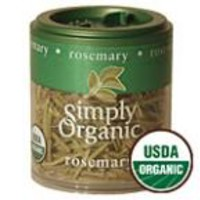 Kosher Simply Organic Mini Rosemary Leaf (6x.21 Oz)