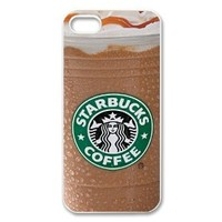Starbucks Coffee Seatle Latte iPhone 5 5S Hard Case Cover Protector Gift Idea