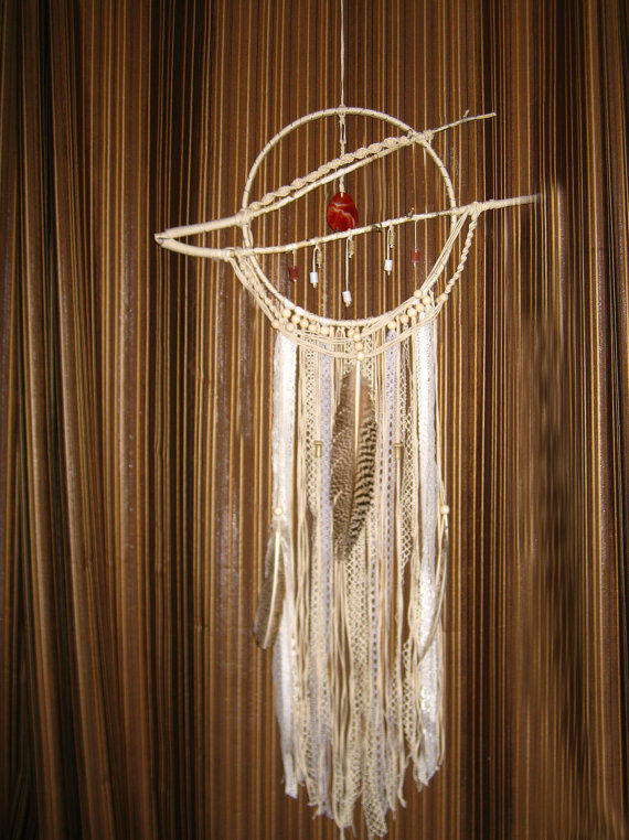 macrame catchers large catcher macrame from magicalsweetdreams on etsy 1419