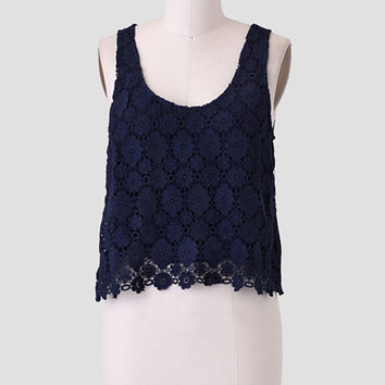 Sammie Lace Crop Top