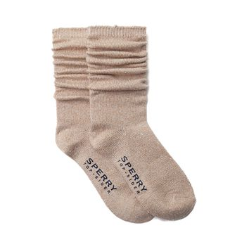 Womens Sperry Top-Sider Boyfriend Crew Socks 1 Pair