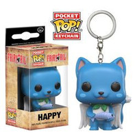 POCKET POP KEYCHAIN: FAIRY TAIL - HAPPY