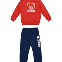 Moschino Tracksuit Girl 3-8 years online on YOOX United Kingdom