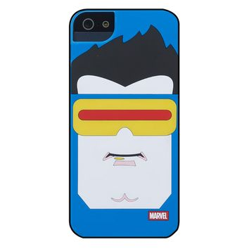 Marvel Comic Face Case for iPhone 5 /5s /SE - Cyclops