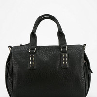 Webster Vegan Leather Duffel Bag - Urban Outfitters